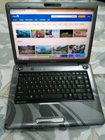 Used Toshiba Satellite A305-S6916 Laptop 15.4 in Dubai, UAE