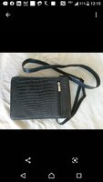 Used Hand bag for passport - pure leather in Dubai, UAE