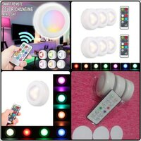 Used Color changing remote control led lights in Dubai, UAE