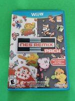Used NES REMIX WII U NTSC in Dubai, UAE