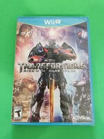 Used TRANSFORMERS WII U NTSC in Dubai, UAE