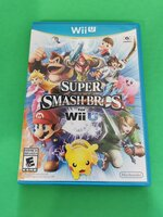 Used SMASH BROS WII U NTSC in Dubai, UAE