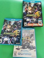 Used STARFOX PACK WII U NTSC in Dubai, UAE