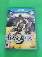 Used BAYONETTA 2 WII U NTSC in Dubai, UAE