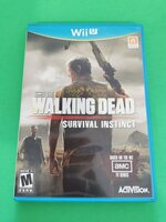 Used WALKING DEAD WII U NTSC in Dubai, UAE
