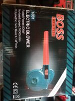 Used Boss Electric Blower 800W in Dubai, UAE