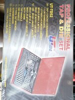Used Professional Tap & Die Set in Dubai, UAE