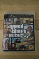 Used Grand Theft Auto 5 ( PS3 ) in Dubai, UAE