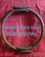 Used Yoga Pilate ring dual grip new in Dubai, UAE