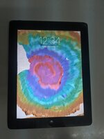 Used Ipad 2 * iCloud locked screen broken* in Dubai, UAE