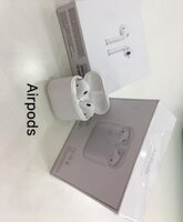 Used Apple 2 airpod white in Dubai, UAE