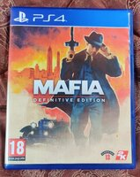 Used Mafia Definitive Edition for PS4 in Dubai, UAE