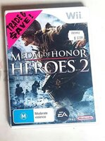 Used Medal of Honor Wii in Dubai, UAE