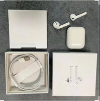 Used Appel master copy AIRPOD 2 white in Dubai, UAE