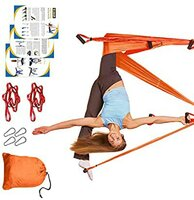 Used Yoga swing hammock new in Dubai, UAE
