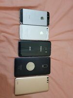Used 5 dead phone in Dubai, UAE