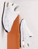 Used Louis vuitton, white,  size 40 in Dubai, UAE