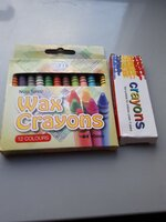 Used Crayons only 8 dhs.. in Dubai, UAE