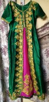 Used Omani wedding dress with stone in Dubai, UAE