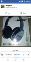 Used Buy now Bose headphones 🎊 qc 95 in Dubai, UAE