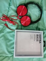 Used High Definition Sound Bass Headphone in Dubai, UAE