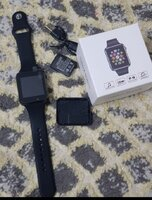 Used Buy now smart watch new packed in Dubai, UAE