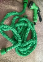 Used Expandable garden hose 5 metres new in Dubai, UAE