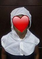 Used 6 pieces scarfs for girls new in Dubai, UAE