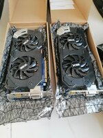 Used 2 Amd 7950 GPU in Dubai, UAE