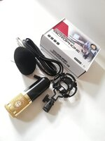 Used New Microphone recorder. . in Dubai, UAE