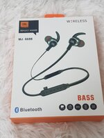 Used BASS HEADSET JBL __NEW in Dubai, UAE
