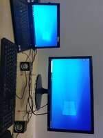 Used Dell Laptop + Screen + Dock + Keyboard + in Dubai, UAE