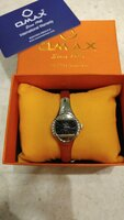 Used Omax ORIGNAL Metallic Bangle's watch W18 in Dubai, UAE