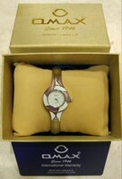 Used Omax ORIGNAL Metallic Bangle's watch w21 in Dubai, UAE