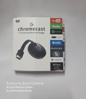 Used Chromecast Dongle for TV in Dubai, UAE