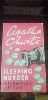 Used Agatha Christie - Sleeping Murder in Dubai, UAE