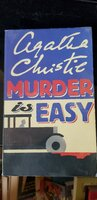 Used Agatha Christie - Murder is Easy in Dubai, UAE