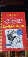 Used Diary of a Wimpy Kid - Double Down in Dubai, UAE