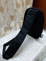 Used Men's bag BLACK  A. in Dubai, UAE