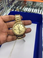 Used Curren original watches (gold) in Dubai, UAE