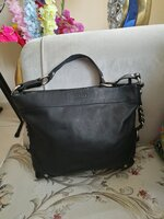Used AUTHENTIC COACH REAL LEATHER BAG.. in Dubai, UAE