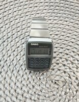 Used Casio Calculator watch unisex in Dubai, UAE