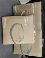 Used LEVELU HEADSET BLUETOOTH NECK ✔️✔️✔️✔️✔️ in Dubai, UAE