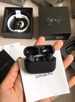 Used BUY NOW BLACK AIRPOD PRO WIRELESS ✔️✔️✔️ in Dubai, UAE