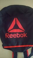 Used New original Reebok backpack in Dubai, UAE