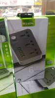 Used ADAPTER BELKING WITH USB FAST ELE1 in Dubai, UAE
