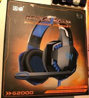 Used GAMING HEADSET BLUETOOTH ✔️ BUY ✔️✔️✔️✔️ in Dubai, UAE