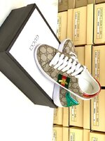 Used Authentic Gucci shoes,size 43 and others in Dubai, UAE