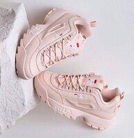 Used Fila shoe, pink, size 40 in Dubai, UAE