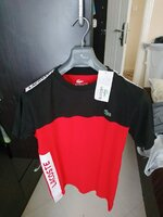 Used Lacoste Medioum T shirt  CLTH1 in Dubai, UAE